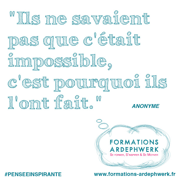 Citation Mai 2014 formations ardephwerk